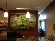 Tigard Library, love the art!
